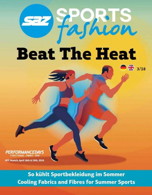 SAZ Sports Fashion April 2018